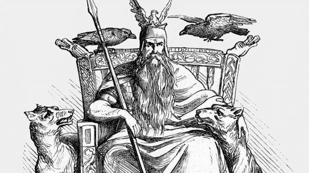 odin_manual_of_mythology