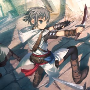Assassin's Creed ANime 2