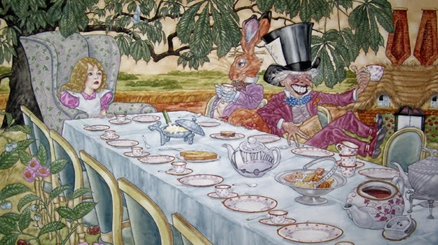 Mad-Hatters-Tea-Party