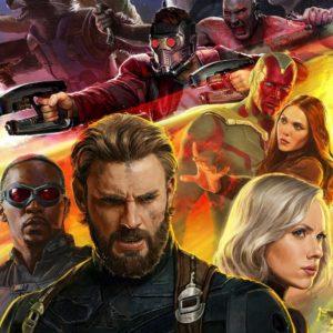 Vingadores-Guerra-Infinita-Capa