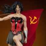Wonder Woman Commie