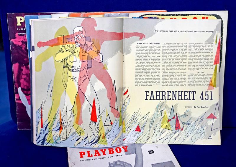 F451 Playboy