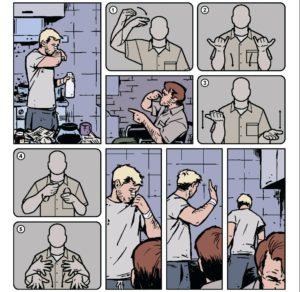 Hawkeye Sağır 2