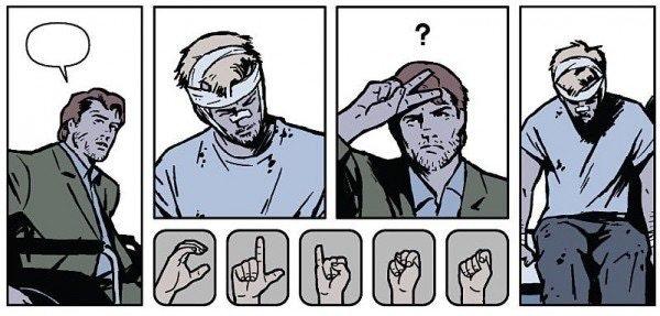 Hawkeye Sağır