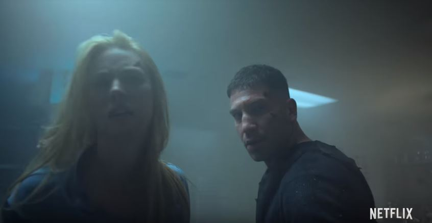 Punisher Fragman Karen Page