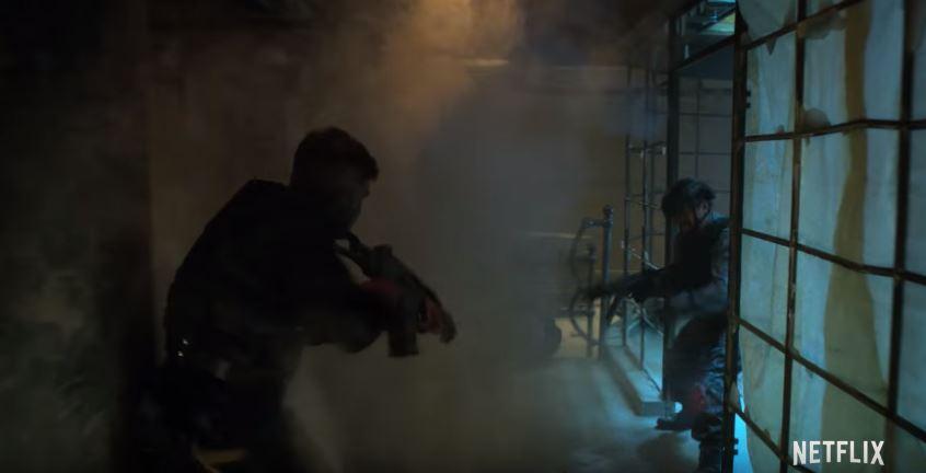 Punisher Fragman Müzik Ritm