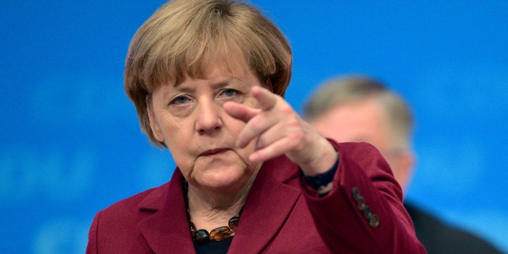 Sen Ne Diyon Nerde Merkel