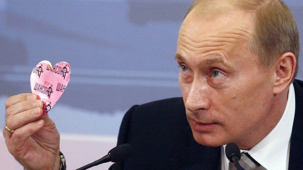 Sen Ne Diyon Nerde Putin