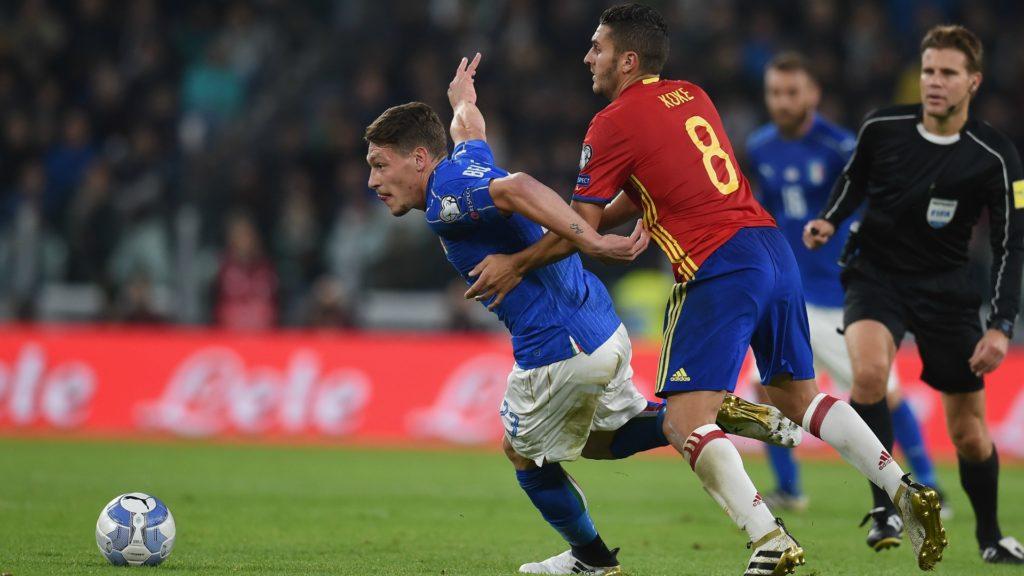 İspanya İtalya