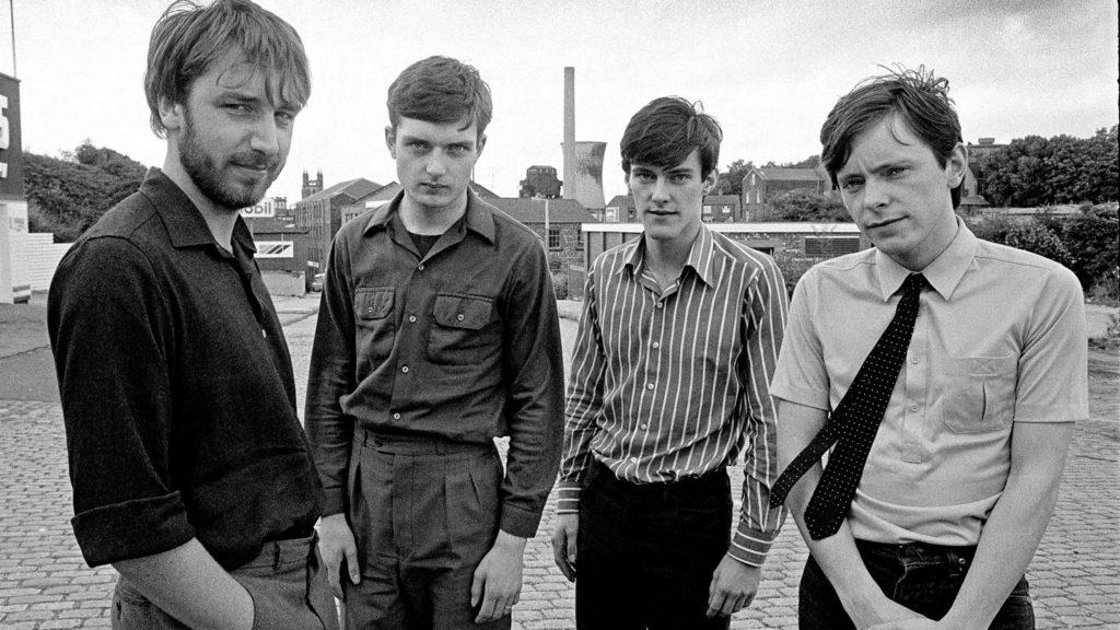 Portrait of Joy Division