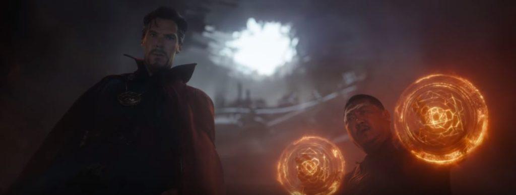 Infinity War Trailer 02
