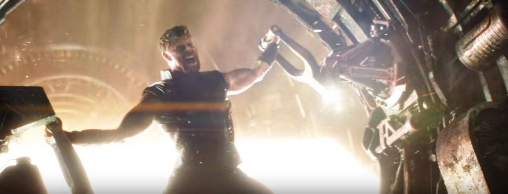 Infinity War Trailer 09