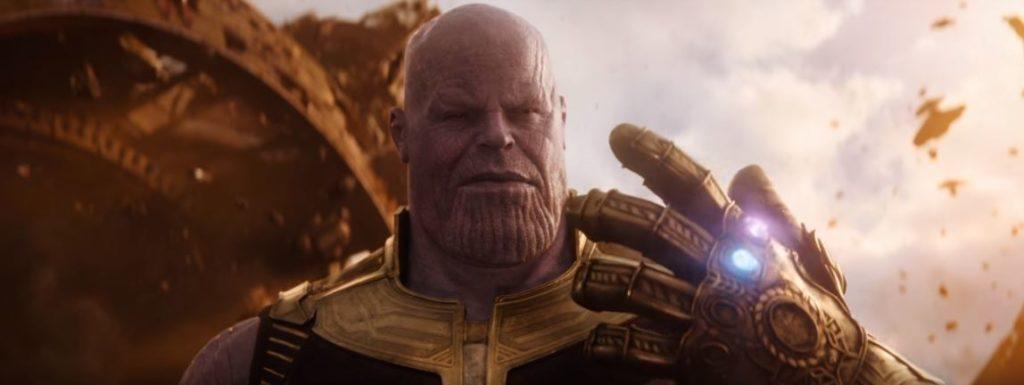 Infinity War Trailer 13
