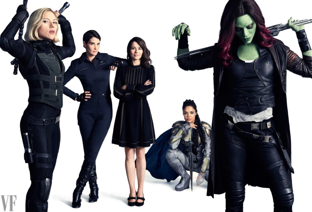 Vanity Fair Marvel