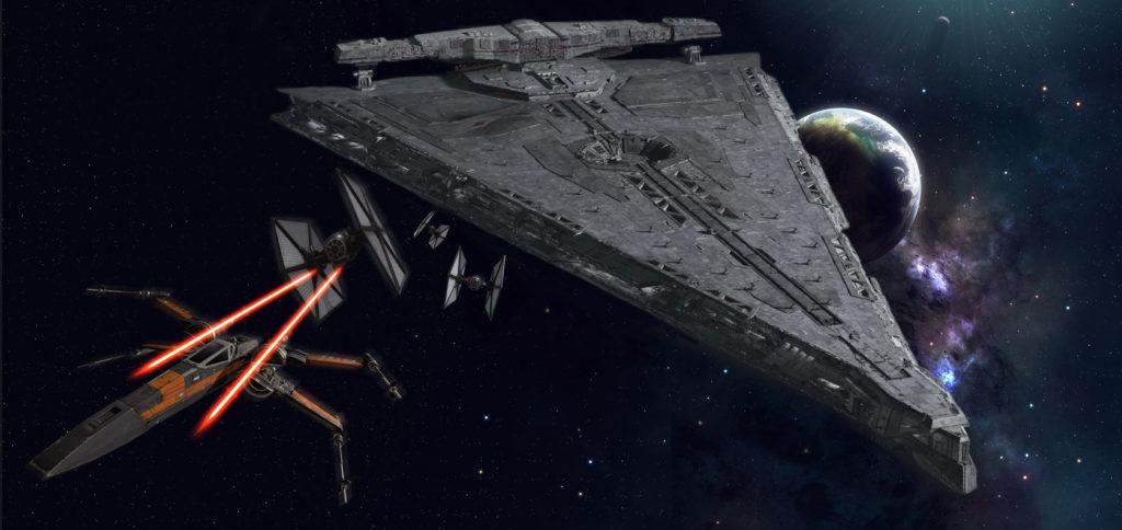 The Last Jedi Dreadnought