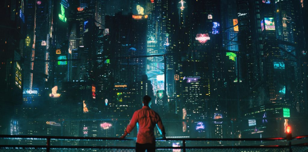 Altered Carbon Awakening
