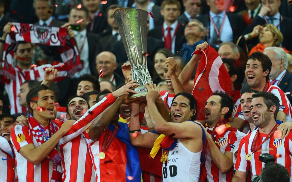 Atletico Madrid v Athletic Bilbao - UEFA Europa League Final