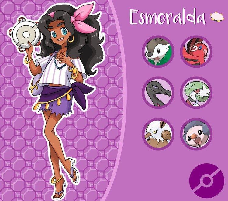 Esmeralda Notre Dame