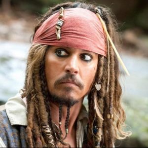 Johnny Depp Pirates Dead Men Tell No Tales