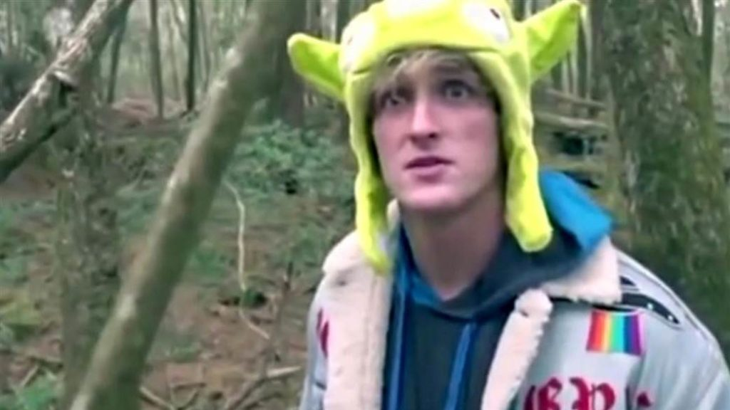 Logan PAul Suicide