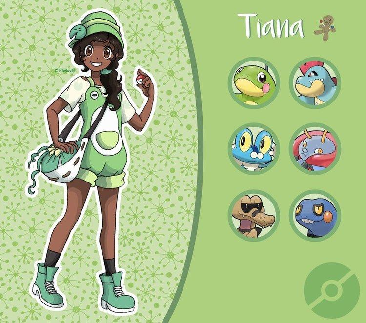 Tiana Princess Frog