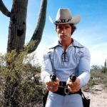 Arnold Schwarzenegger Cowboy