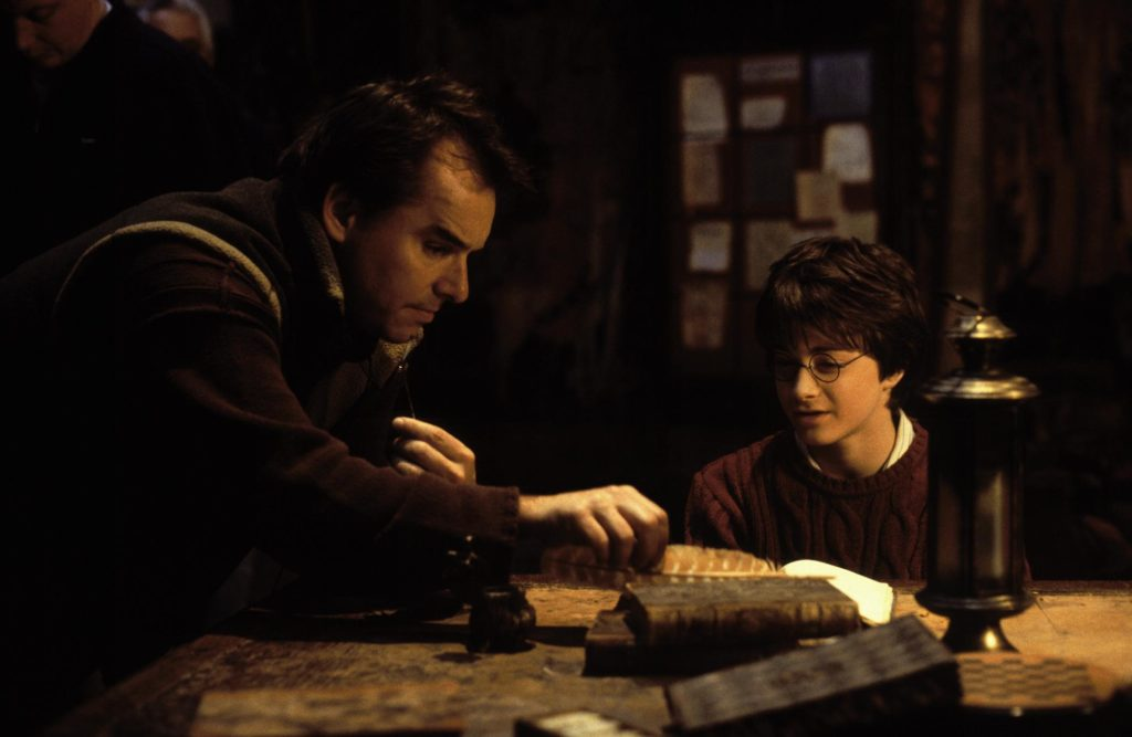 Chris Columbus Harry Potter