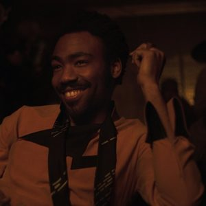 Han Solo Movie Lando