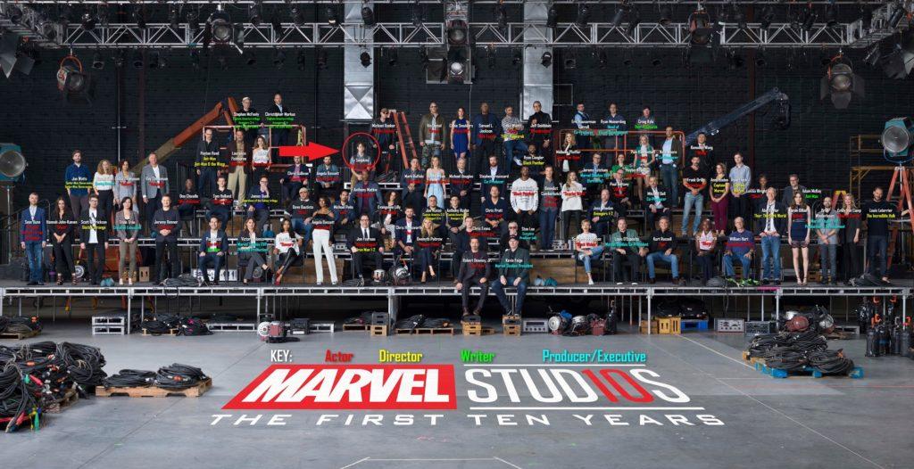 Marvel 10 Years