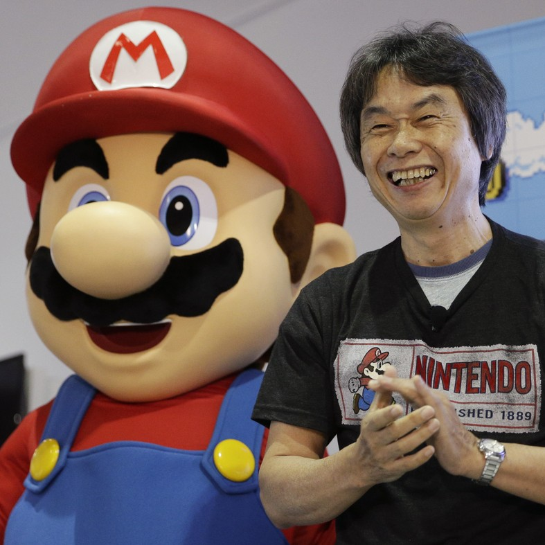 an analysis of super mario brothers by shigeru miyamoto Book:shigeru miyamoto super mario bros the legend of zelda super mario bros: nintendo entertainment analysis and development nintendo.
