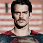 Superman Mustache 2