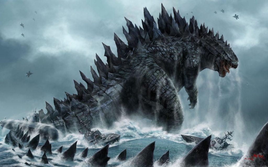 02 Godzilla