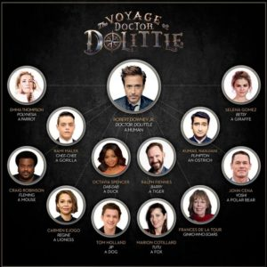 Downey Jr Doolittle