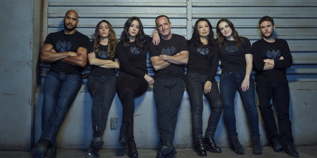 SHIELD-100th-Episode-Cast