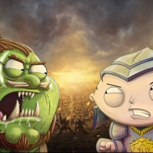 Warcraft Family Guy
