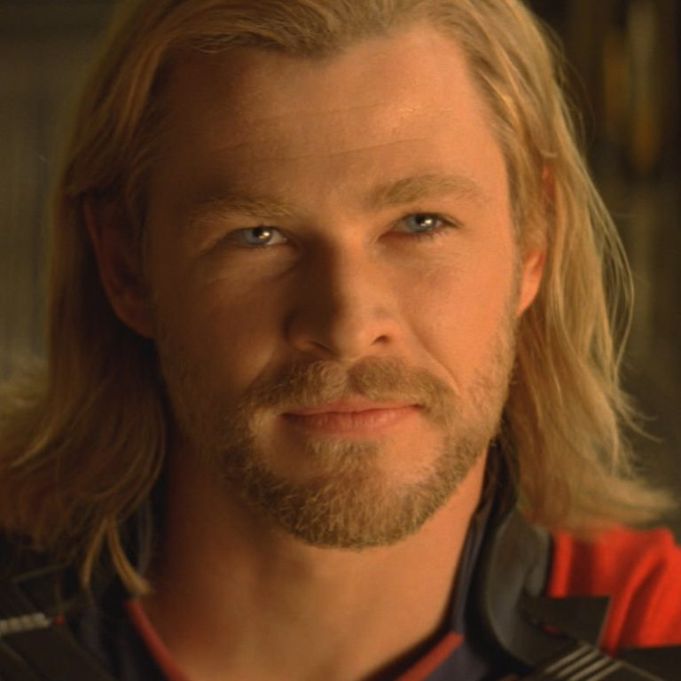 Photo credit: Courtesy of Paramount Pictures / Marvel Studios  Thor (Chris Hemsworth) in THOR, from Paramount Pictures and Marvel Entertainment.   © 2011 MVLFFLLC. TM & © 2011 Marvel. All Rights Reserved.