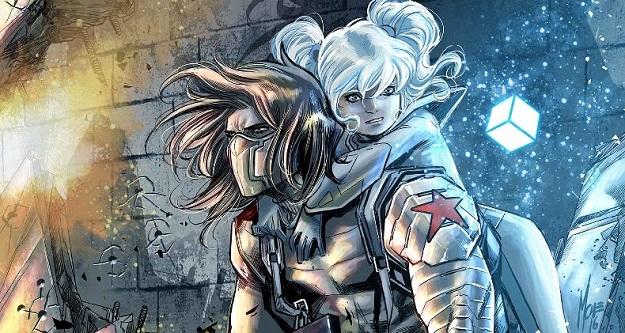 Bucky Thunderbolts