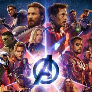 Infinity War Po