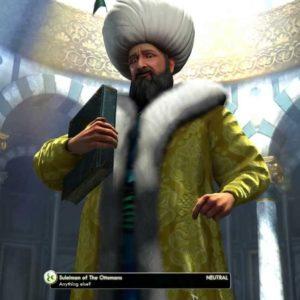 Ottoman Civ V