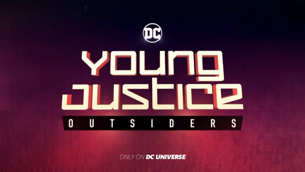 Young Justice DC