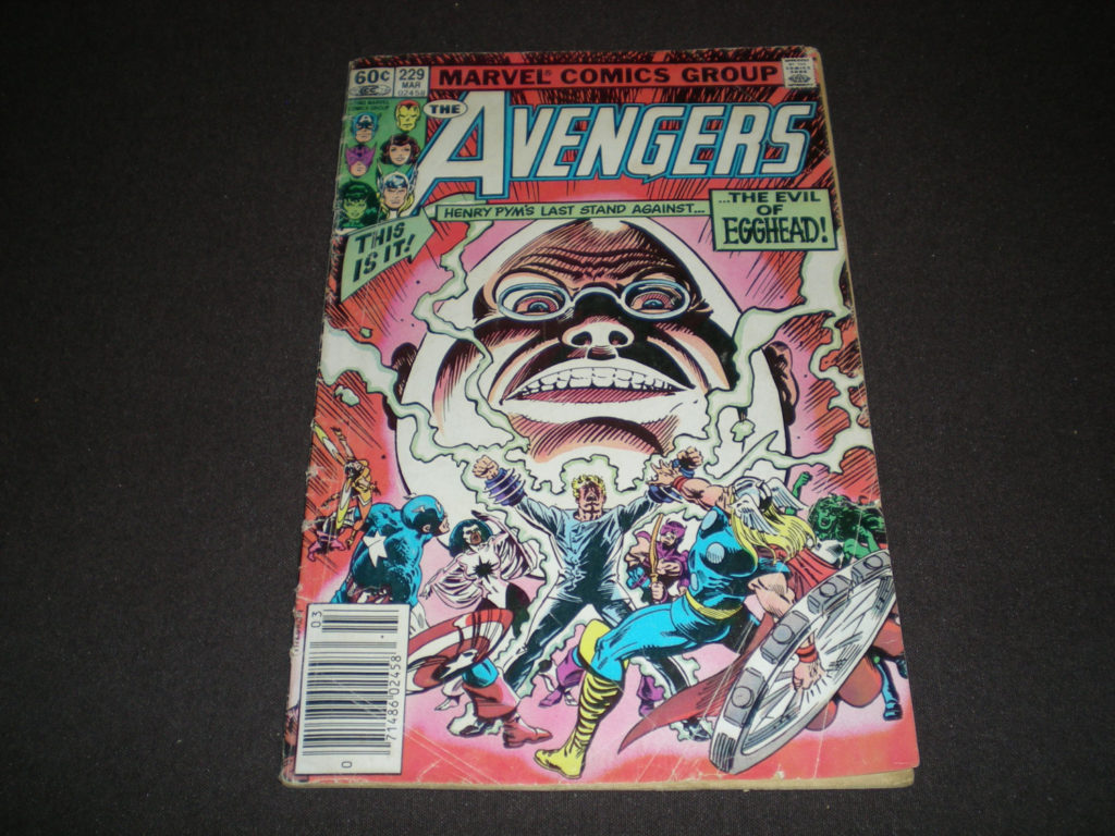 Egghead Avengers