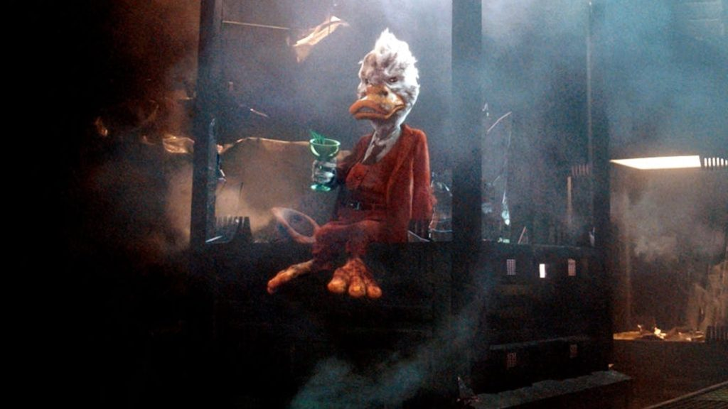 Howard the Duck Guardians