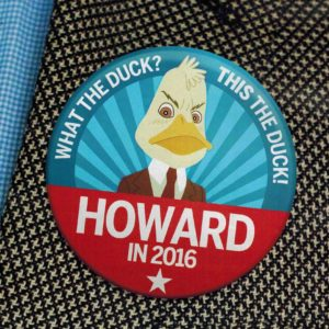 Howard the Duck Pin