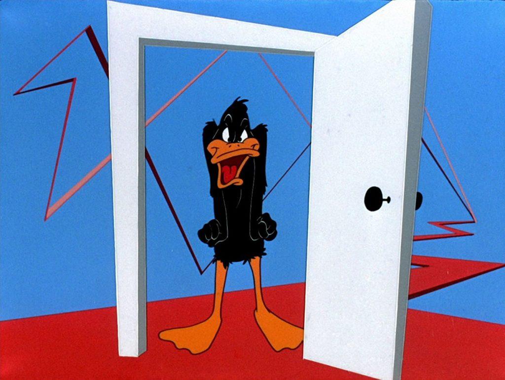 Sevimli Kahramanlar Duck Amuck