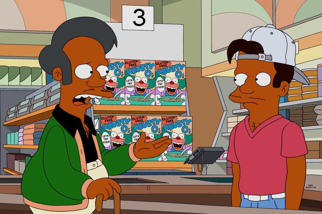 Apu Simpsons