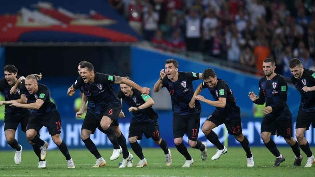 Croatia 2018 Dünya Kupası