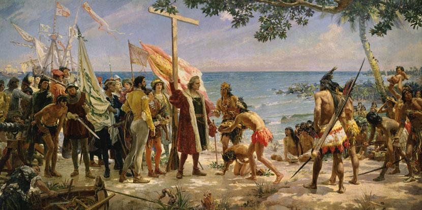 amerika kolonizatörler