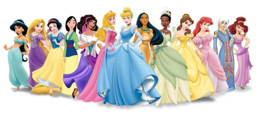 disney-prensesleri