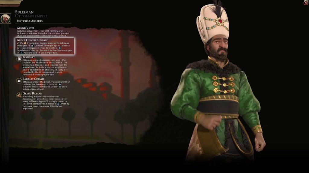 ottoman civ vi suleiman