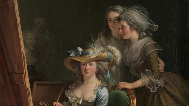 Adélaïde_Labille-Guiard_-_Self-Portrait_with_Two_Pupils_-_The_Metropolitan_Museum_of_Art